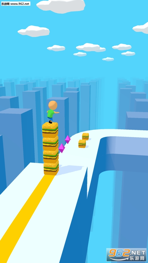 Cube Surfer小游戏v1.4.2_截图1