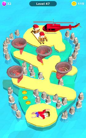 救救大叔荒岛营救小游戏安卓版截图2