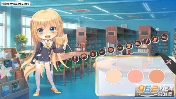 动漫校园装扮女孩最新版v1.0.0 安卓版截图1