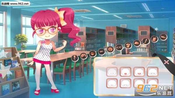 动漫校园装扮女孩最新版v1.0.0 安卓版截图3