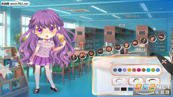 动漫校园装扮女孩最新版v1.0.0 安卓版截图4