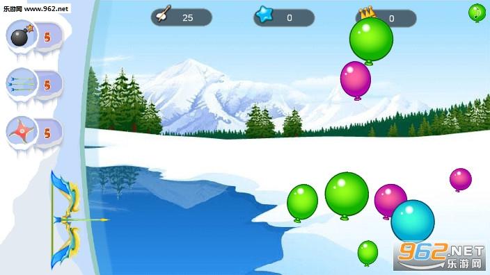 气球射击高清安卓版v1.2最新版截图0