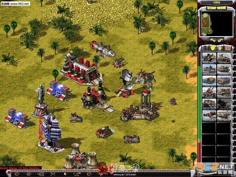 红色警戒2心灵终结手机中文完整版v3.5.0 PC移植版截图0