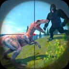狩猎恐龙射击模拟中文免费版