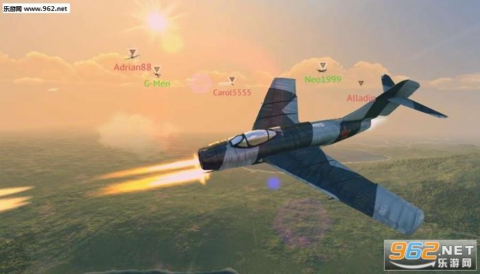 空战战机游戏破解版v0.8 手机版截图3