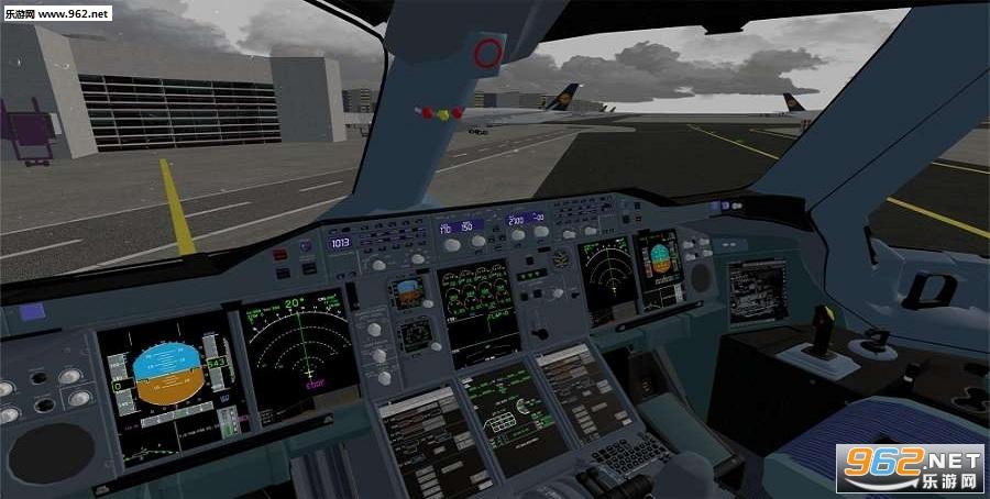 高级飞行模拟器最新版v1.9.2 破解版截图0