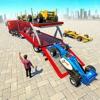 公式卡车汽车运输3D游戏