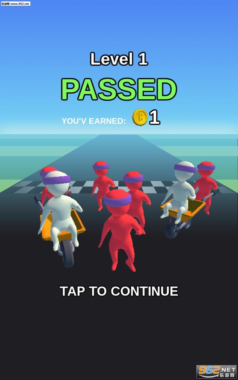 奔跑吧小泥人游戏v1.0.2 安卓版截图1