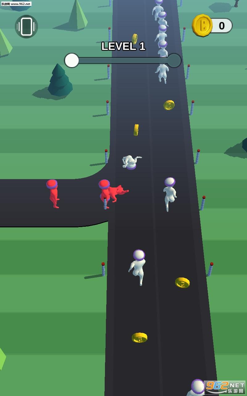 奔跑吧小泥人游戏v1.0.2 安卓版截图3