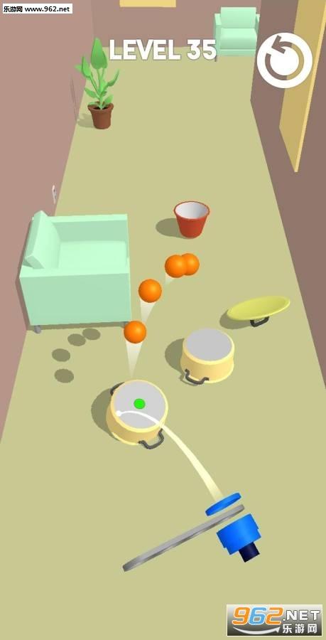 弹跳乒乓球破解版v1.0.3 最新版截图4