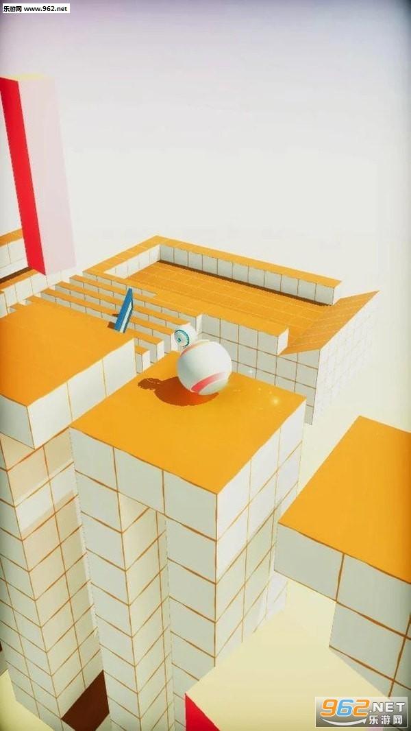 滚动机器人手游v0.2小游戏截图4