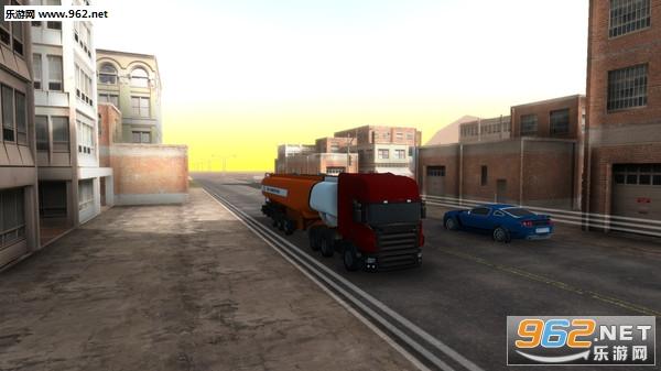 欧洲至尊卡车模拟器最新中文破解版v1.1.149截图1