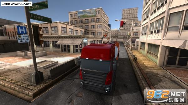 欧洲至尊卡车模拟器最新中文破解版v1.1.149截图4