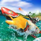 鲨鱼机器人模拟器无限钻石破解版v1.1.1 安卓版