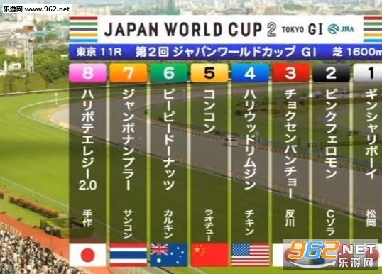 日本搞笑赛马中文版截图1