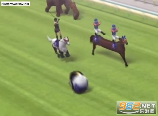 日本搞笑赛马中文版截图2