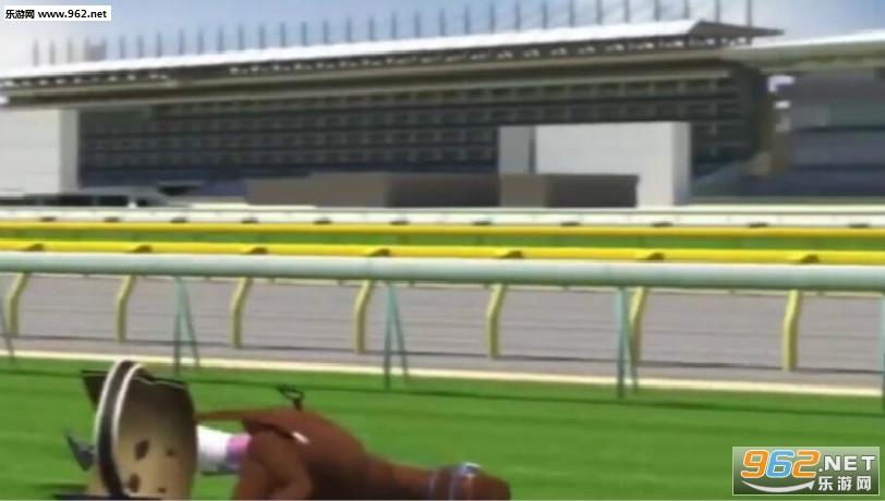 日本搞笑赛马游戏中文版截图0