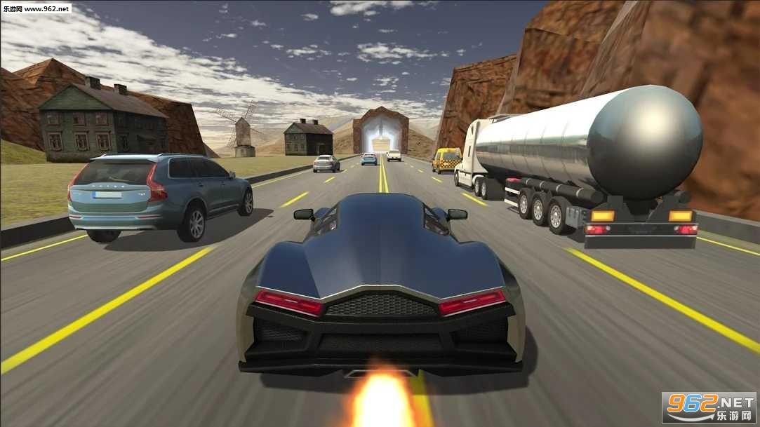 终极赛车无限金币无限钻石v2.2破解版截图1