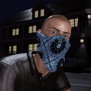 吓人的小偷模拟器官方版