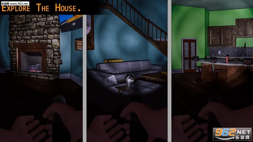 吓人的小偷模拟器官方版v1.0 ios版_截图2