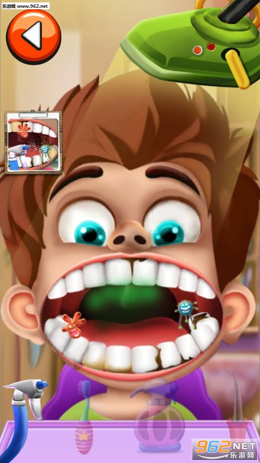 牙医也疯狂游戏v1.2 安卓版截图0