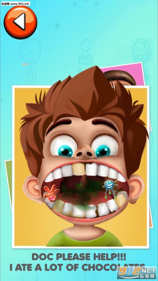 牙医也疯狂游戏v1.2 安卓版截图1
