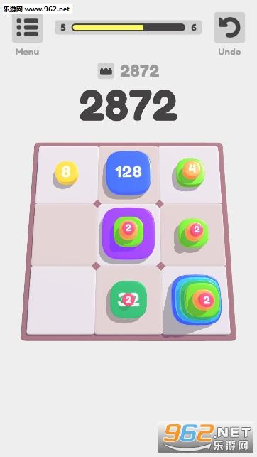 2048叠叠叠游戏v0.1无限道具版截图4