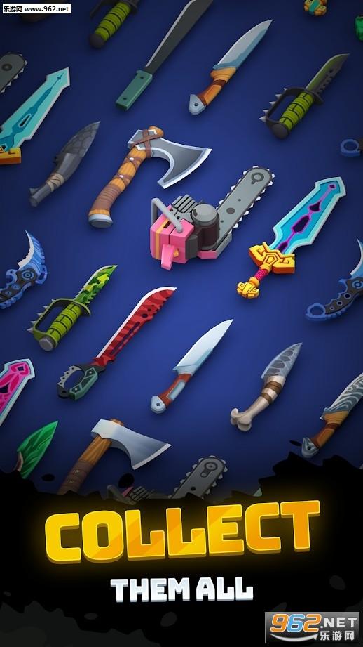 Flippy Knife2破解版v0.01刷广告刷金钱版截图0