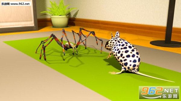 老鼠生存模拟器手机版v0.3 手游版截图1