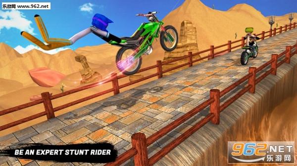 火柴人自行车骑手安卓游戏v1.0 手机版截图2