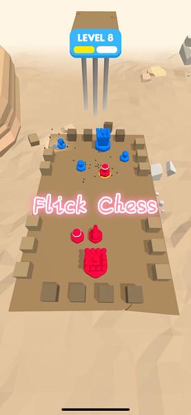 Flick Chess游戏
