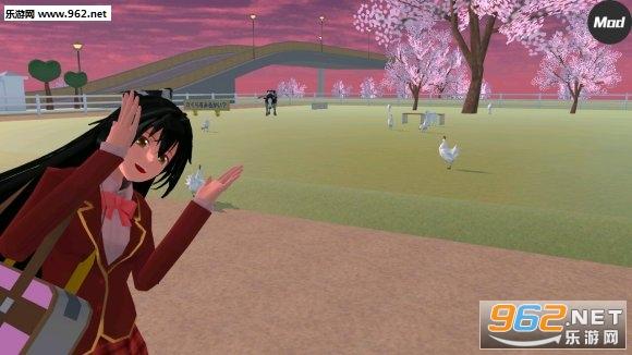 女子校园生活模拟器2020最新版v1.034.23 完整汉化版截图0