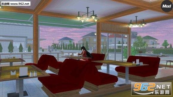 女子校园生活模拟器2020最新版v1.034.23 完整汉化版截图2