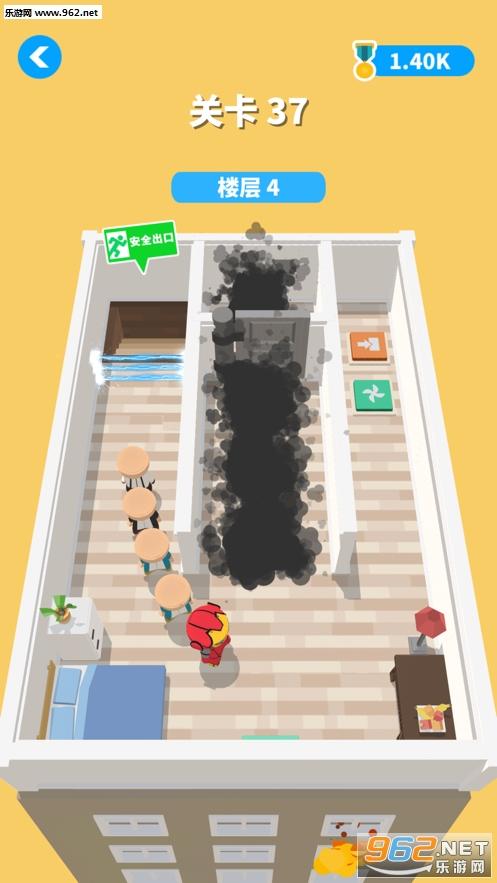 我是一名消防员手机游戏v1.0.3 灭火救人小游戏截图1