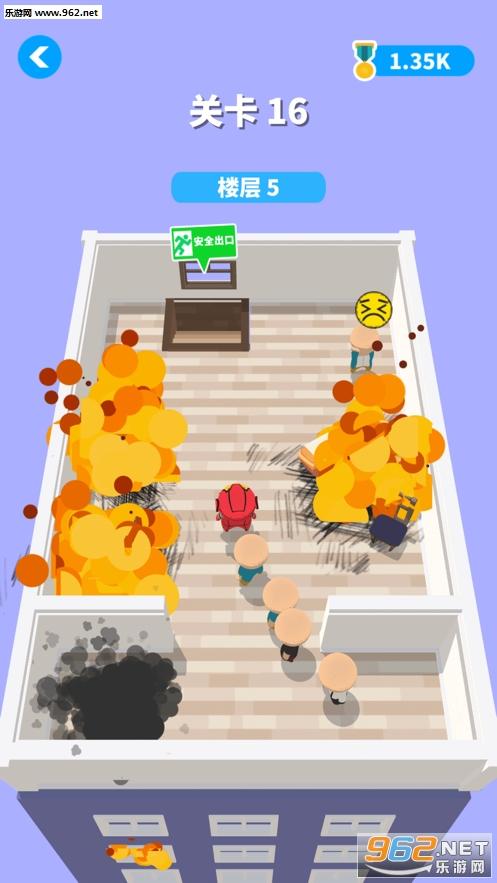 我是一名消防员手机游戏v1.0.3 灭火救人小游戏截图3