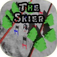 滑雪模拟器游戏