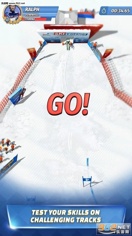 滑雪传奇2020安卓最新版v4.2免费版截图1