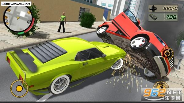 城市犯罪模拟3D中文完整版v1 都市模拟游戏截图1