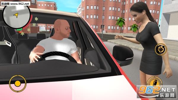 城市犯罪模拟3D中文完整版v1 都市模拟游戏截图2