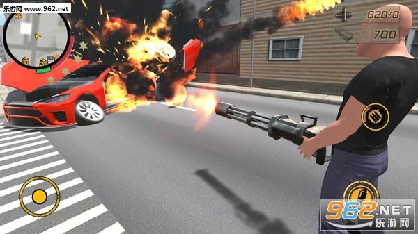 城市犯罪模拟3D中文完整版v1 都市模拟游戏截图3