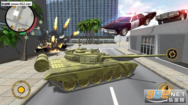 城市犯罪模拟3D中文完整版v1 都市模拟游戏截图4