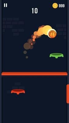 扣篮挑战赛游戏v1.0.0篮球解锁版截图1