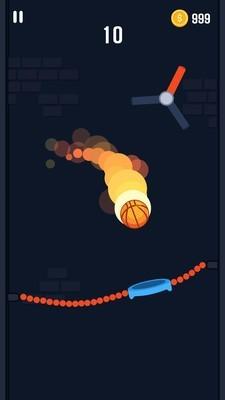扣篮挑战赛游戏v1.0.0篮球解锁版截图3