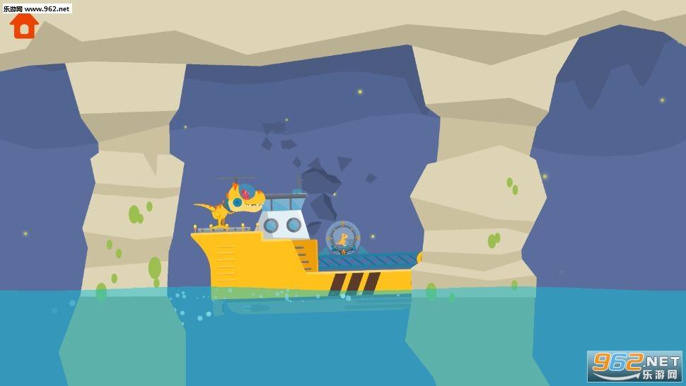 恐龙科考船破解版v1.0.2 免费版截图1