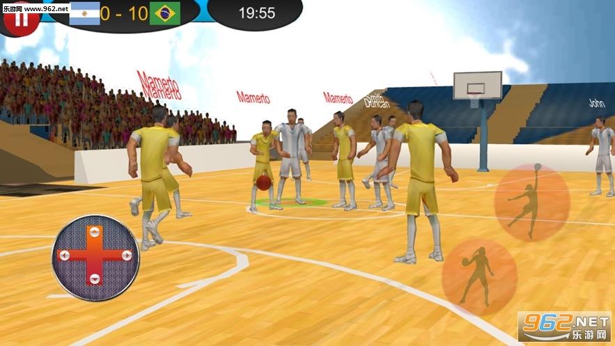 真正的篮球明星官方版ios版截图0