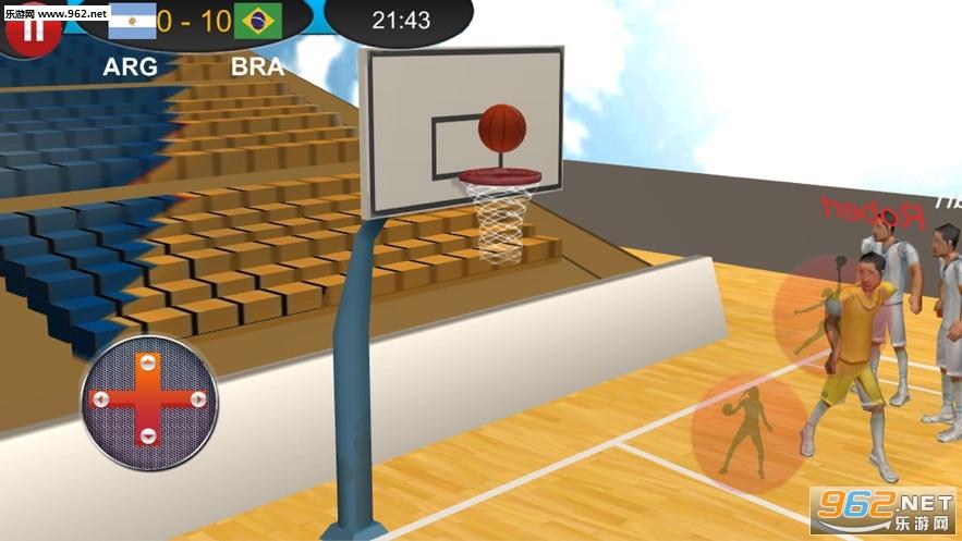 真正的篮球明星官方版ios版截图1