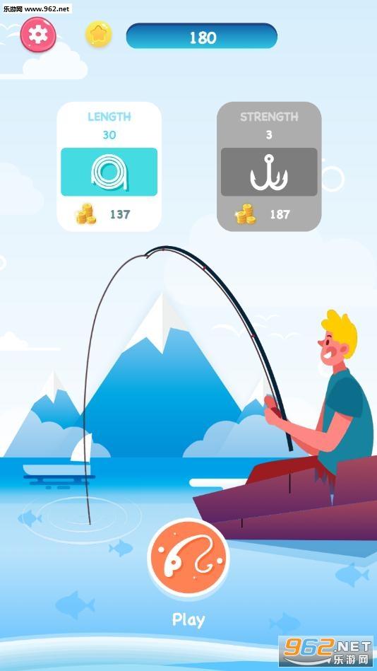 FishingOnIsland(放置钓鱼游戏)v0.1 安卓版截图0
