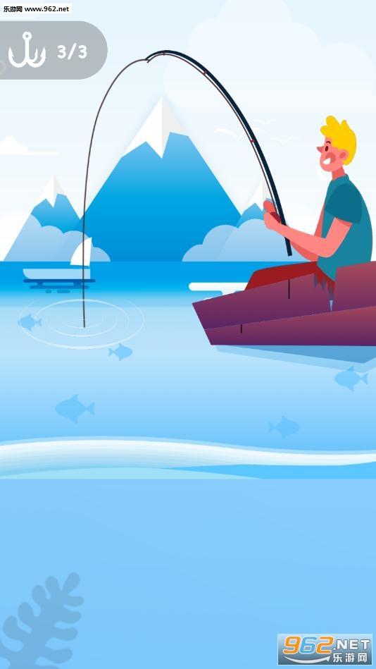 FishingOnIsland(放置钓鱼游戏)v0.1 安卓版截图1