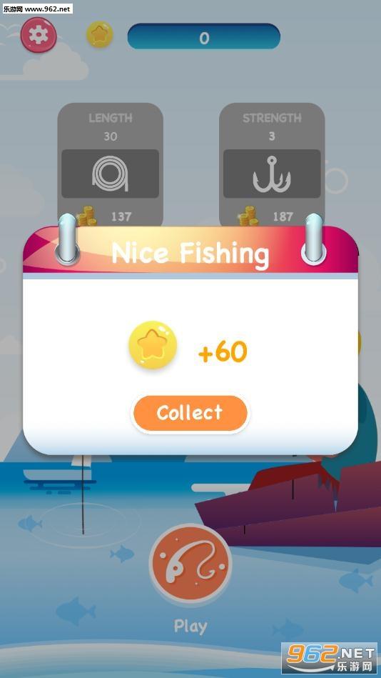 FishingOnIsland(放置钓鱼游戏)v0.1 安卓版截图2