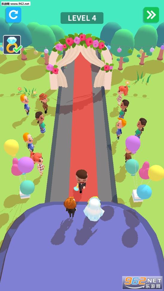 花嫁女孩手游v1.0.4 安卓版截图4